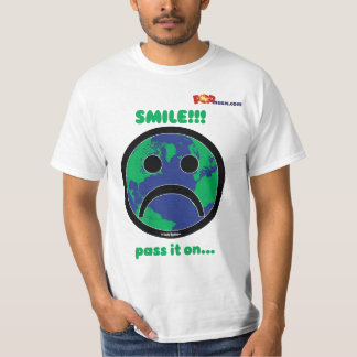Smile (Pass it on...!) T-Shirt