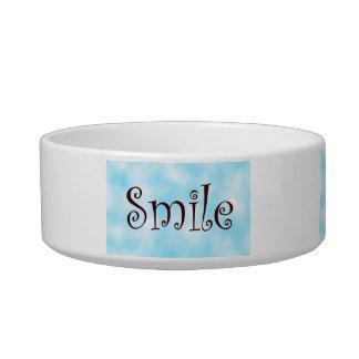 Smile-pet bowl