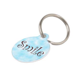 Smile-pet tag pet tags