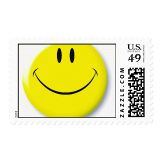 smile pic postage