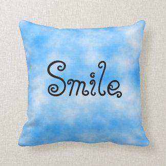 Smile-pillow Pillow