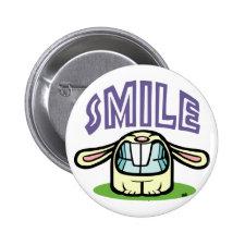 SMILE! PINBACK BUTTON