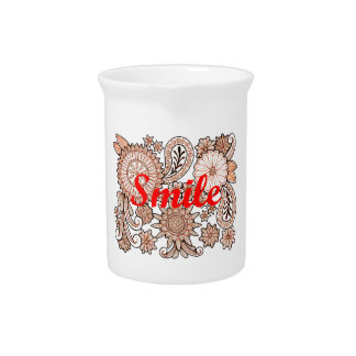 Smile Pitcher
