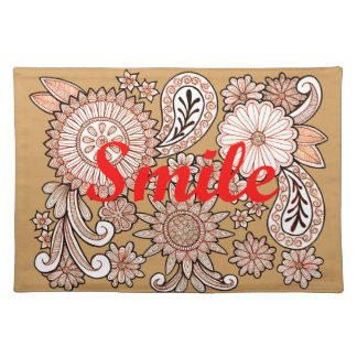 Smile Placemat