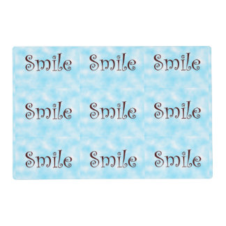 Smile-placemat Placemat