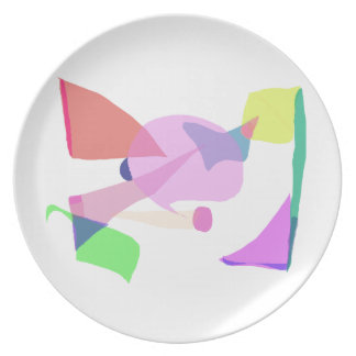 Smile Dinner Plate