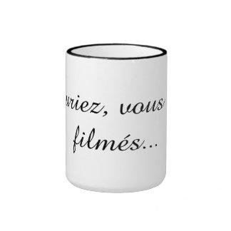 Smile, please ringer mug