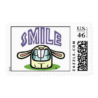 SMILE! POSTAGE STAMP