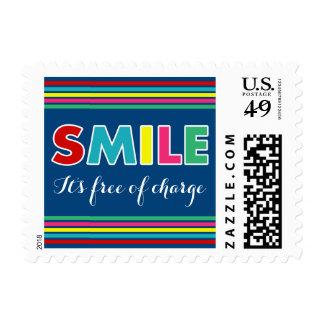 Smile! Postage