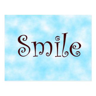 smile-postcard
