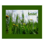 Smile! Posters