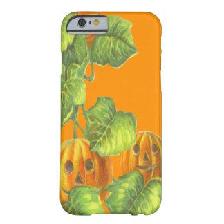 Smile Pumpkin Vine Vines Jack O Lantern Barely There iPhone 6 Case