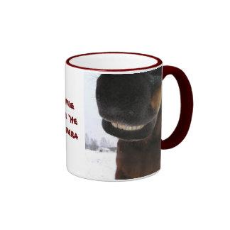 Smile Ringer Mug