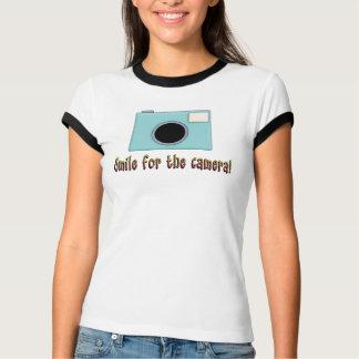 Smile Ringer T-Shirt