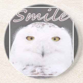 Smile Sandstone Coaster