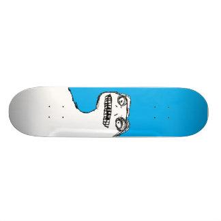 Smile Skate Board Deck