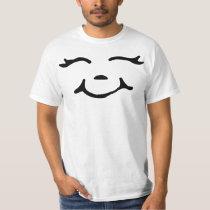 Smile Smirk Cute T-Shirt