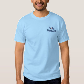 Smile Specialist Embroidered T-Shirt