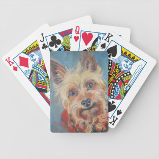 Smile Spector Bicycle Playing Cards