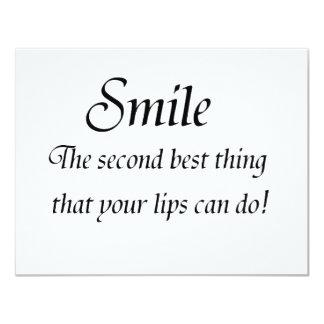 Smile... (St.K) Card