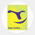Smile! Stickers