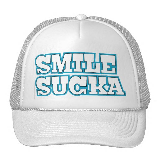 Smile Sucka Hat