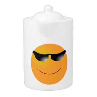 Smile Sunshine Cool Teapot