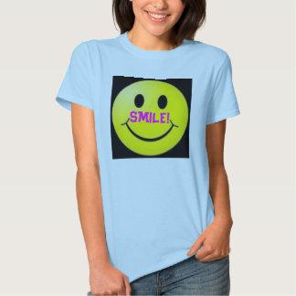 SMILE! TEE SHIRT