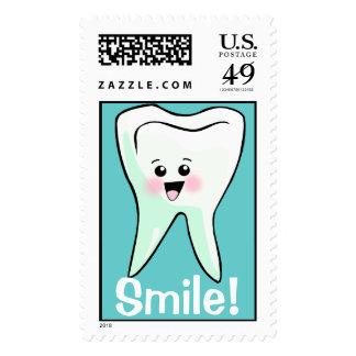 Smile Teeth Dentistry Postage