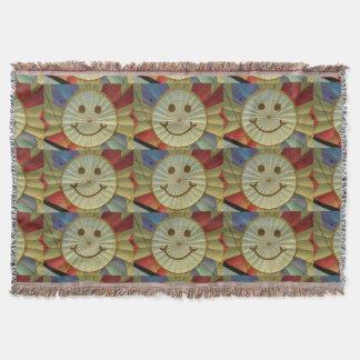 Smile Time Blanket! Throw Blanket