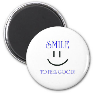 smile to feel good magnet