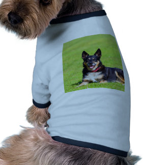 Smile to my love dog mongrel mixed breed dog clothes