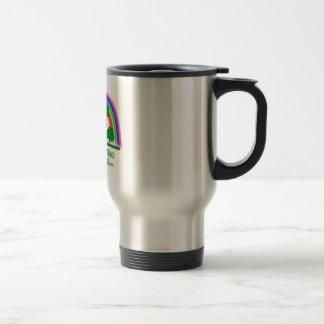 SMILE to REPLACE TEARS - IRISH BLESSING Coffee Mugs
