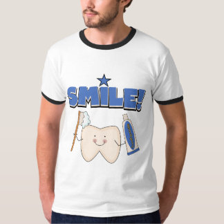 SMILE - Tooth T-shirts and Gifts