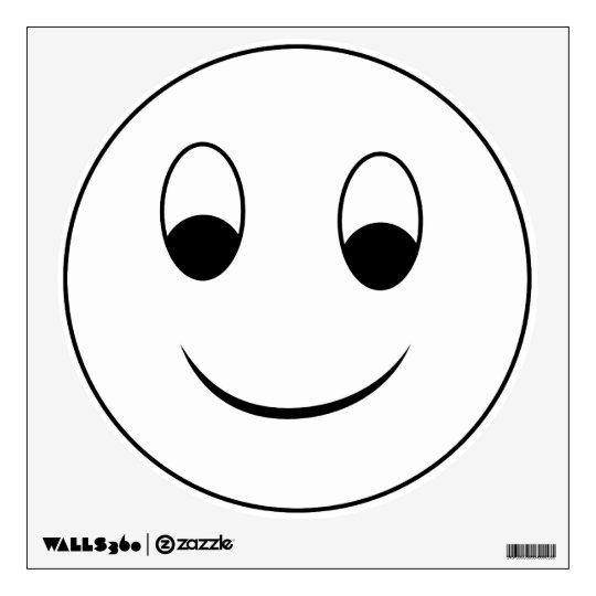 SMILE WALL DECAL