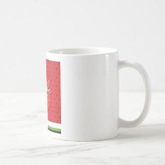 Smile Watermelon Coffee Mug