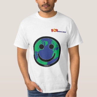Smile!!! World... T-Shirt
