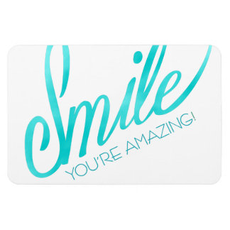Smile You're Amazing Magnet