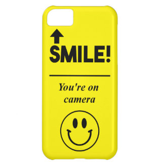 Smile! You're on camera... iPhone 5C Case