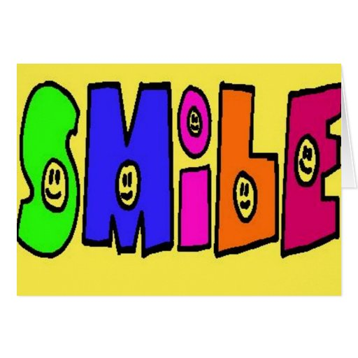 Smile!  You've Been Dumped! Greeting Cards
