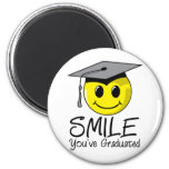 Smile You've Graduated Magnet