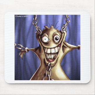 smileplease mouse pad