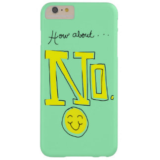 Smiles All Around Barely There iPhone 6 Plus Case