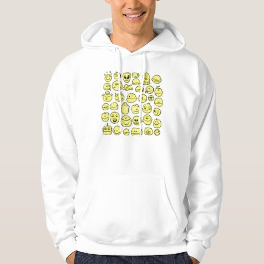 smiles all round ! hoodie