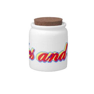 Smiles and Hugs Cookie Jar