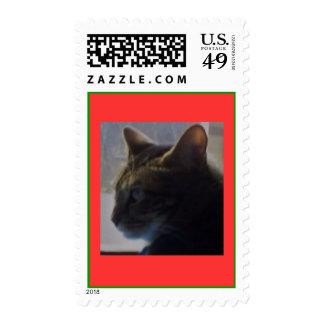 Smiles around the world postage stamp