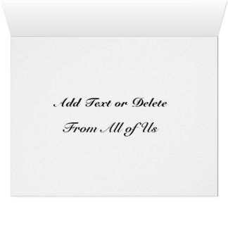 Smiles From All of Us, etc BIG Greeting Card - SRF