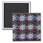 Smiles n Happiness: Sparkling Diamond Stars Refrigerator Magnets