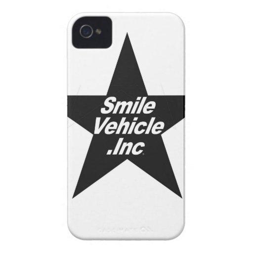 SMILEVEHICLE iPhone 4 Case-Mate CASE