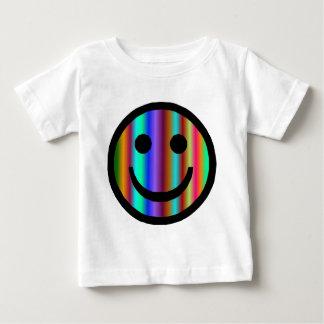 Smiley 9 baby T-Shirt